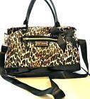 Betsey Johnson Cheetah Handbags