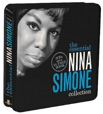 Купить Nina Simone - Essential Nina Simone Collection [New CD] UK - Import