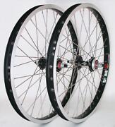 24 BMX Wheelset