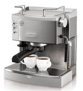 DeLonghi EC702 15 Bar Pump driven Espresso and Cappuccino Maker