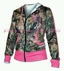 Womens Camo Jacket Small