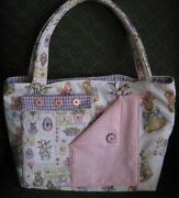 Handmade Diaper Bag