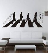 Beatles Wall Stickers