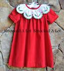 Corduroy Christmas 4T Size Dresses (Newborn - 5T) for Girls