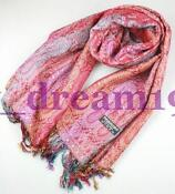 Silk Cotton Scarf