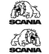 Scania Aufkleber