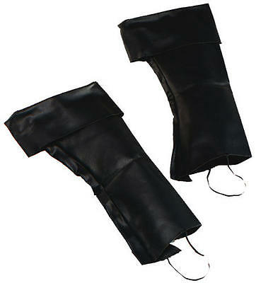 Jack Sparrow Pirate Boot Covers (Boot Top Covers Pirate Caribbean Jack Sparrow )