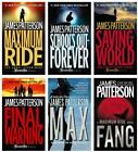 James Patterson Maximum Ride Series