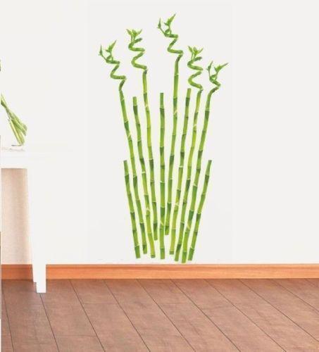 Bamboo wall art ebay for Bamboo wall art