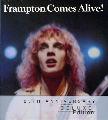 Peter Frampton - Frampton Comes Alive (25th Deluxe Anniversary Edition) [New CD]