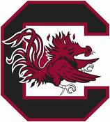 South Carolina Gamecocks Decals