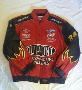 Race Car Jackets >> Nascar Jacket Ebay