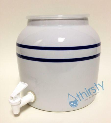 Water Crock Dispenser Ebay