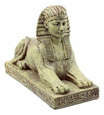 Ebros Gift Ancient Egyptian Guardian Sphinx Figurine 4.25