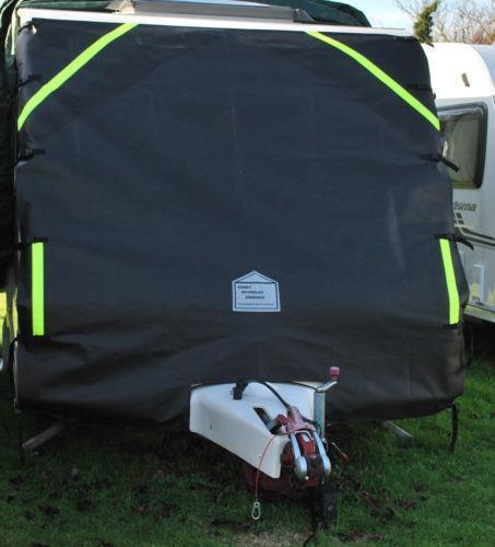 Caravan Front Cover Ebay