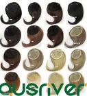 Clip-in Bang Hair Extensions