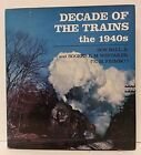 1940 Year Collectible Railroad Books