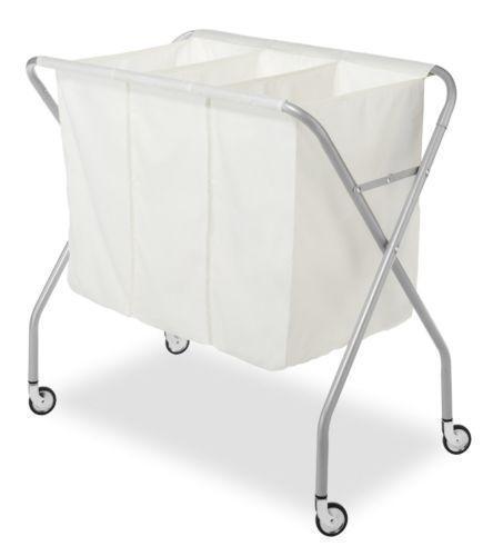 Laundry Basket Wheels Ebay