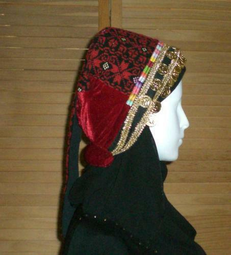 Palestinian Thobe Middle East Ebay