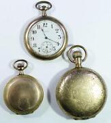 Elgin Pocket Watch Parts
