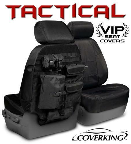 Tactical Seat Covers Ebay