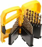 Dewalt Pilot Point Drill Bits