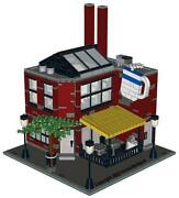 Lego Custom Shop
