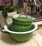 Vintage Enamel Ware