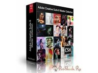 Adobe CS6 Master Collection FREE RECORDED DELIVERY