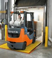 Corporate or On-Site Forklift/Scissor lift Training