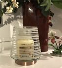 Yankee Candle Clear Glass Candle Holders & Accessories