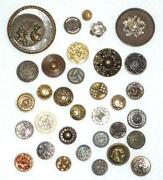 Victorian Button Lot
