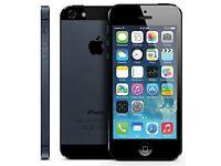 iPhone 5 16gb black great con swap Xbox one