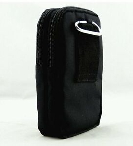 Multipurpose Capacity 2 Layers Waterproof Cellphone Nylon Pouch Kitchener / Waterloo Kitchener Area image 3