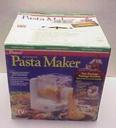 popeil pasta machine recipe