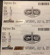 Daytona 400 Tickets