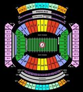 Alabama Football Season Tickets