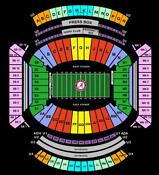 Alabama Season Tickets