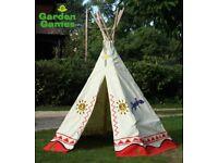 Kids Play Tent Wigwam Teepee
