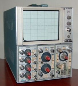 Lots of Vintage Electronic Test Equipment!