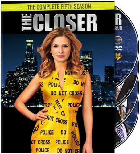 Closer - The Closer: The Complete Fifth Season [new Dvd] Ac-3/dolby Di