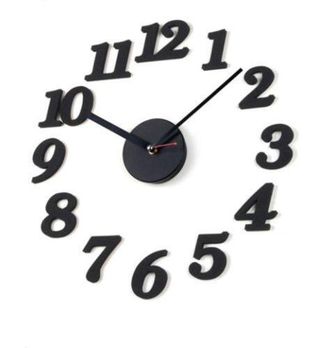 Wall Clock Numbers Ebay