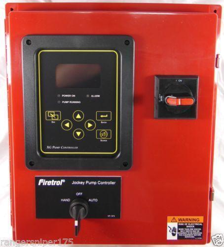 Fire Pump Controller Ebay