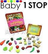 Toy Shopping Basket