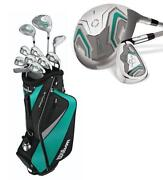 Ladies LH Golf Clubs