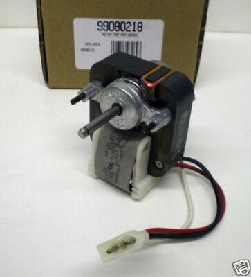 99080218 Genuine Broan Nutone Range Hood Vent Fan Blower Motor
