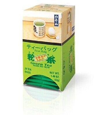 Yamamotoyama Sushi (6 BOX of Japanese Yamamotoyama Sushi Bar Style Rich Flavor Konacha Green)