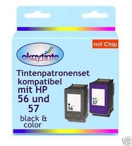 hp 56 tintenpatronen ebay. Black Bedroom Furniture Sets. Home Design Ideas
