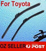 Toyota Corolla Wiper Blades