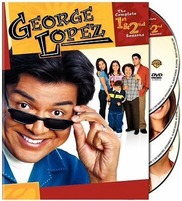 George Lopez  The Complete 1St And 2Nd Seasons  4 Disc Set  R1